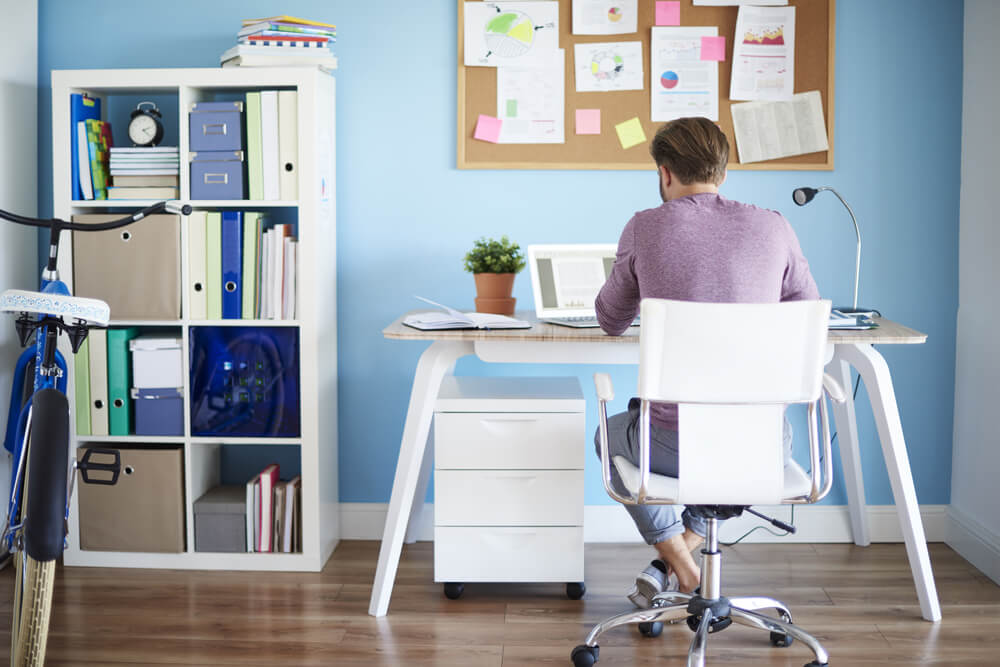 What Is The Best Colour To Paint An Office For Productivity?