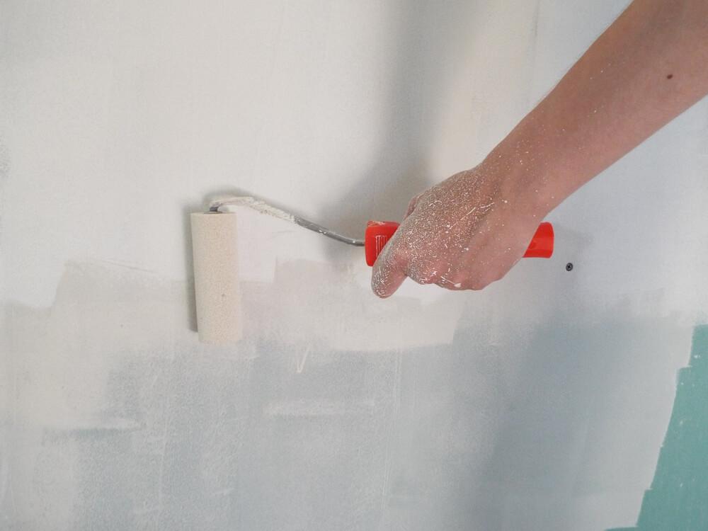priming walls